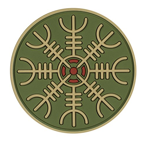 Viking Cosplay Airsoft PVC Patch