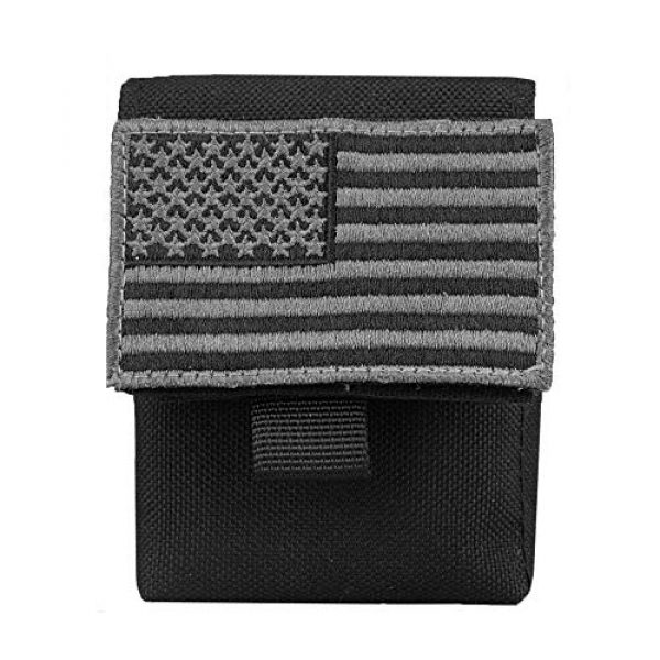 AMYIPO Tactical Pouch 3 AMYIPO Multi-Purpose Compact Waist Bags Small Utility Pouch Military Molle Pouch Tactical Sundries Storage Bag