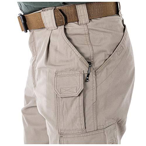 5.11 Tactical Pant 6 5.11 Tactical Men's Active Work Pants, Superior Fit, Double Reinforced, 100% Cotton, Style 74251