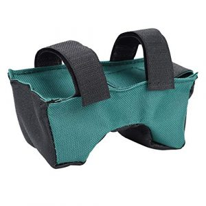 Giny Tactical Pouch 4 Giny Shooters Rest Bag, Lightweight Non-marring Durable Unfilled Sandbag, Oxford Cloth for Hunting Shooting Lovers