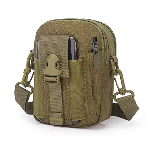 Mardingtop Tactical Backpack 2 Mardingtop Bundle Items: 25L Molle Hiking Tactical Backpack Khaki