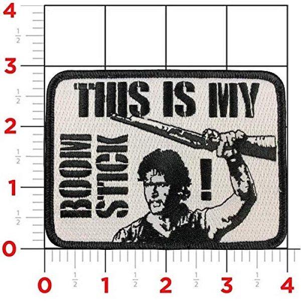 Violent Little Machine Shop Airsoft Morale Patch 3 This Is My Boomstick' Morale Patch - Violent Little Machine Shop - Velcro