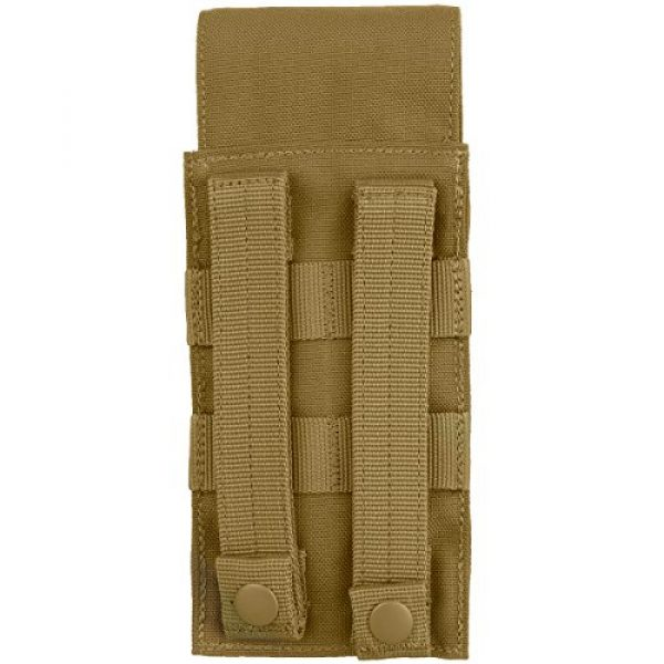 Condor Tactical Pouch 3 Condor Universal Rifle Mag Pouch - Brown