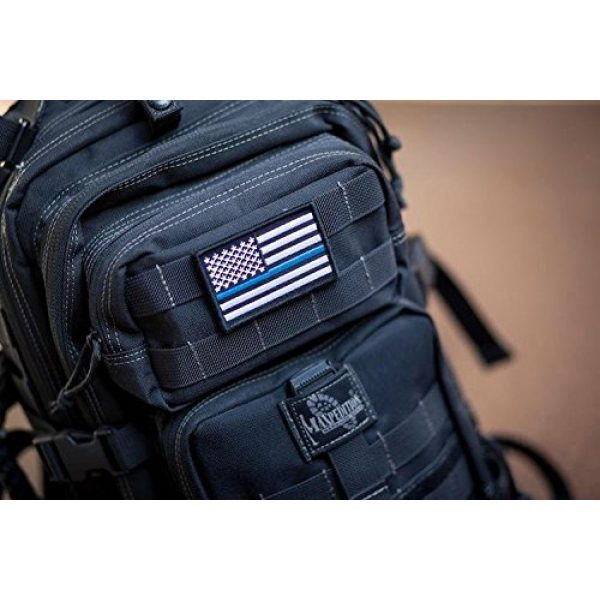 Tvoip Airsoft Morale Patch 7 Tvoip 9Pcs New American Flag Tactical Morale Patches US Army Badge Armband Patch Jeans Backpack Jacket