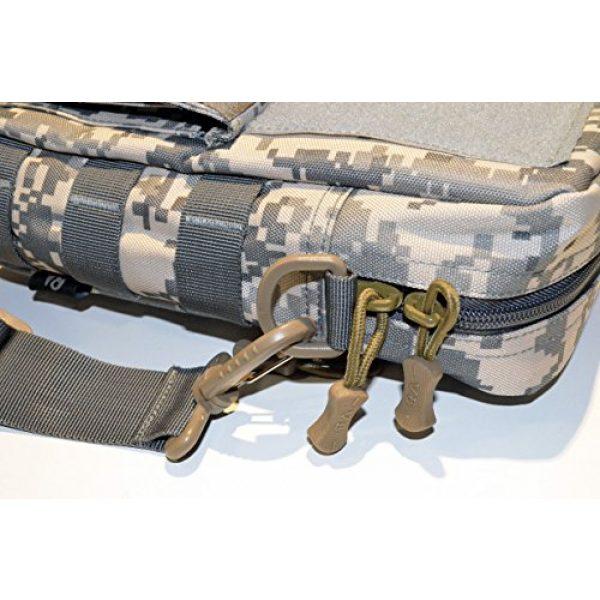 Acid Tactical Tactical Pouch 7 Acid Tactical MOLLE First Aid Bag Pouch Trauma EMT Medic Utility - Digital ACU Camo