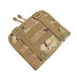 OAREA Tactical Pouch 1 Oarea MOLLE Tactical Small First Aid Kit EMT EDC Pouch - Utility Survival Tool Belt Pouch Bag Medical Pocket Organiser for Outdoor Travel Hiking Camping