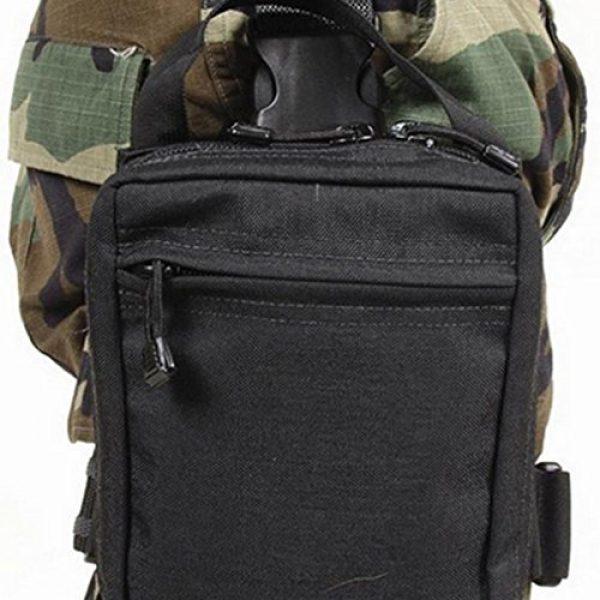 BLACKHAWK Tactical Pouch 1 BLACKHAWK Omega Elite Modular Drop Leg Medical Pouch