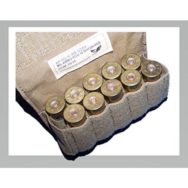 Eagle Industries Tactical Pouch 2 Eagle Industries New 12GA 10 Round Shotgun Ammo Pouch FSBE AP-SG/10-MS-SCOY