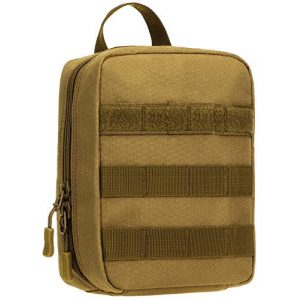 ArcEnCiel Tactical Pouch 1 ArcEnCiel EMT Molle Pouch Tactical Military IFAK Medical First Aid Kit Utility Bag