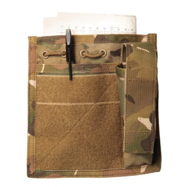 BLACKHAWK Tactical Pouch 1 BLACKHAWK S.T.R.I.K.E. Admin/Compass/Flash Pouch (Made in USA)
