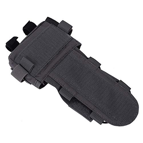 EMERSONGEAR Tactical Pouch 5 EMERSONGEAR Molle Tactical Helmet Pouch Removable Gear Pouch Tactical Fast Helmet Accessories Utility Pouch Helmet Cover Counterweight Bag, Counterbalance Weight Bag