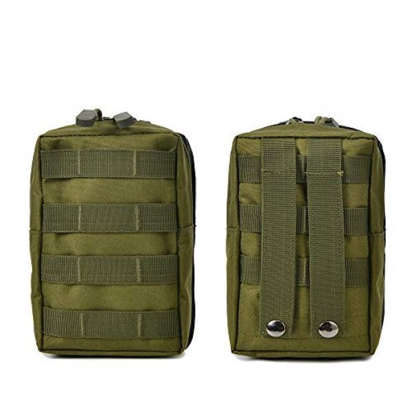 Armiya Tactical Pouch 1 Armiya Molle Pouch Tactical Small EDC Military Utility Bag Gadget Gear Pack for Travel Hiking Camping Cycling Climbing Backpacking