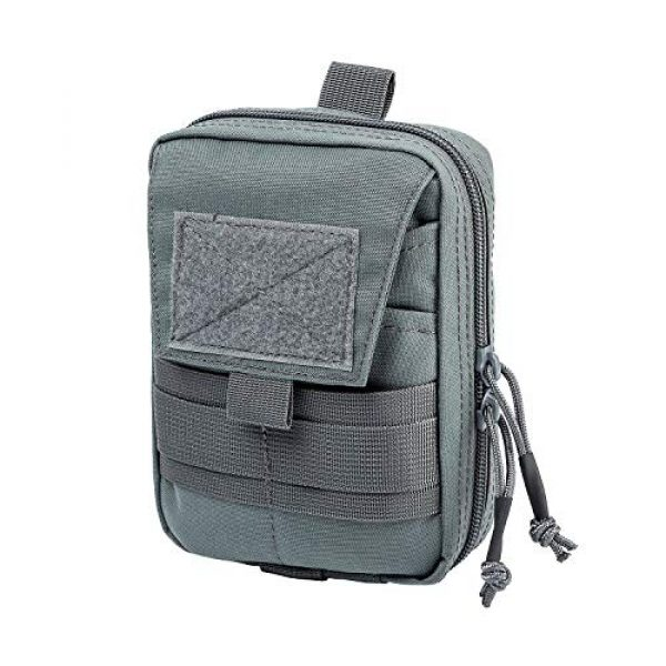 OneTigris Tactical Pouch 1 OneTigris BLADE Multiuse Tool Holder Pouch MOLLE Organizer with Pockets & Tool Slots