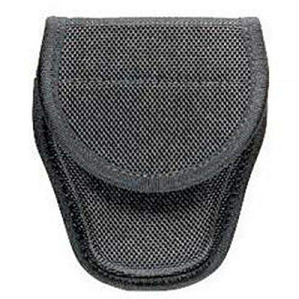 Bianchi AccuMold Tactical Pouch 1 Bianchi AccuMold 7318 Ultimate Hinged Handcuff Case - Hidden Snap