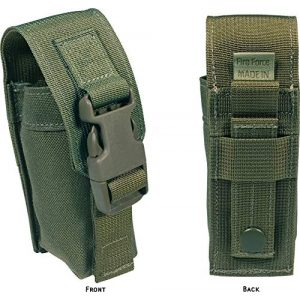 Fire Force Tactical Pouch 1 Fire Force #8633 Flashbang Pouch Single MOLLE Made in USA