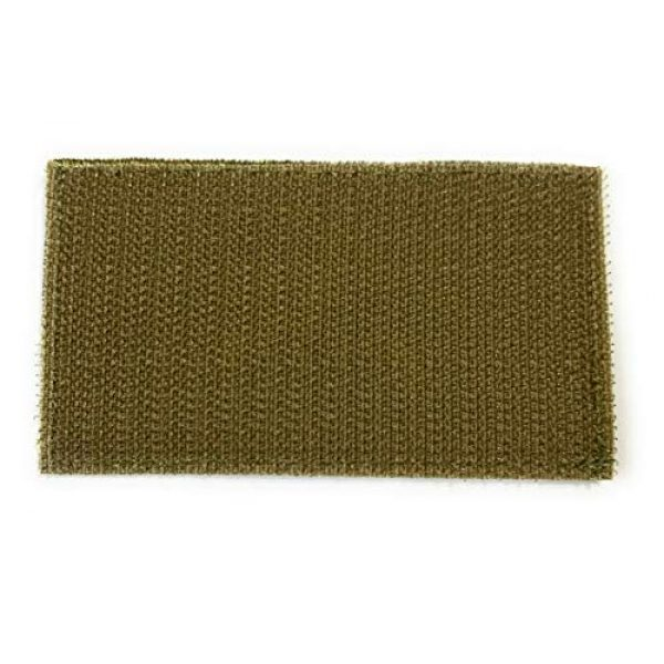 Almost SGT Airsoft Morale Patch 2 in-N-Out Burger - Funny Tactical Military Morale Embroidered Patch Hook Backing(Camouflage)