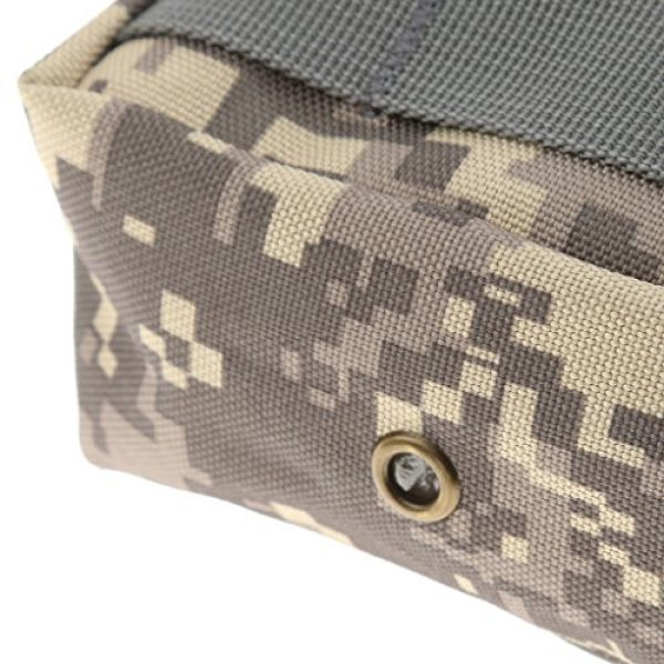 aternee Tactical Pouch 4 aternee Outdoor Travel Camping Hiking MOLLE Bag
