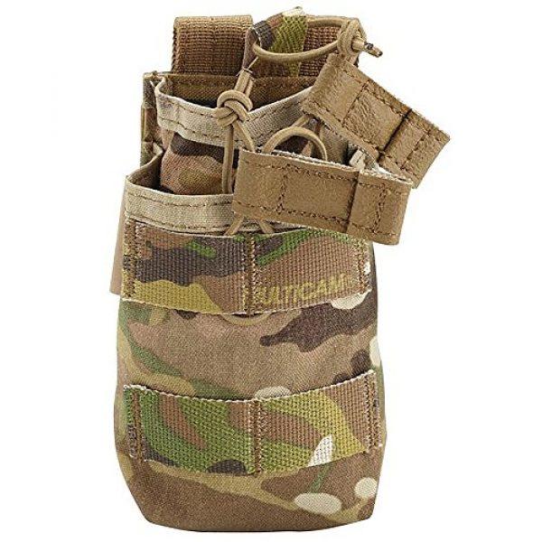 BLACKHAWK Tactical Pouch 1 BLACKHAWK M16 Tier Stacked Mag Pouch, MultiCam