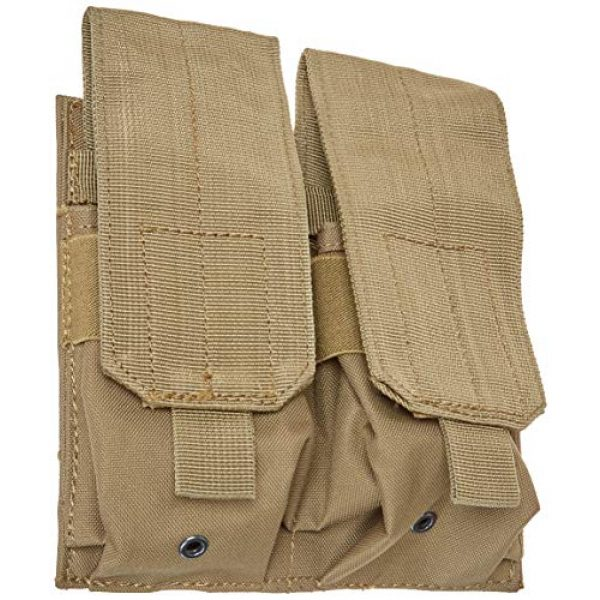 5ive Star Gear Tactical Pouch 1 5ive Star Gear ARDP-5S M14 M16 Double Magazine Pouch