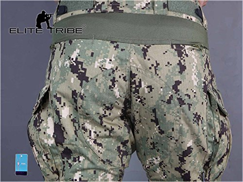 Elite Tribe Tactical Pant 7 Emerson Airsoft Hunting Tactical Pants Combat Gen3 Pants with Knee Pad