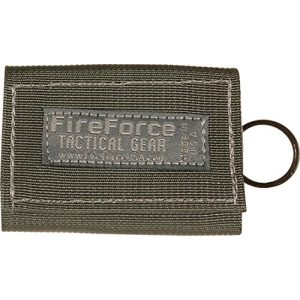 Fire Force Tactical Pouch 1 Fire Force Item #8542 Duty Key Silencer Made in USA