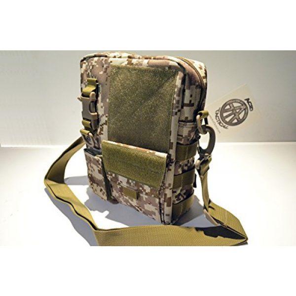 Acid Tactical Tactical Pouch 1 Acid Tactical MOLLE First Aid Bag Pouch Trauma EMT Medic Utility - Desert MarPat Digital Camo