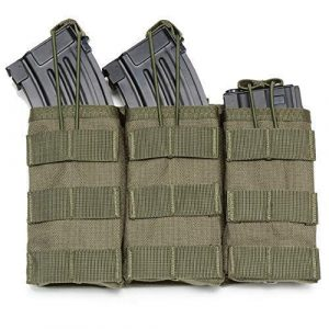Fouos Tactical Pouch 1 Fouos Triple Mag Pouch Tactical Pouch Nylon