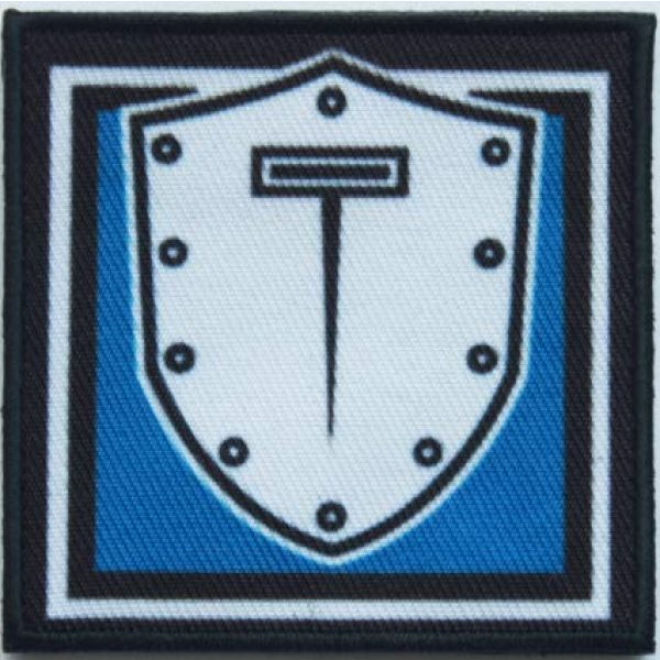 Tactical Embroidery Patch Airsoft Morale Patch 1 Rainbow Six Operator Montagne Embroidery Patch Military Tactical Morale Patch Badges Emblem Applique Hook Patches for Clothes Backpack Accessories