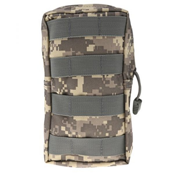 aternee Tactical Pouch 1 aternee Outdoor Travel Camping Hiking MOLLE Bag