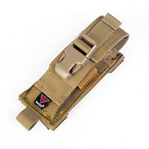 vAv YAKEDA Tactical Pouch 1 Multitool Pouch Sheath Folding Knife Sheath Pouch for Belt Molle Flashlight Mag Pouch