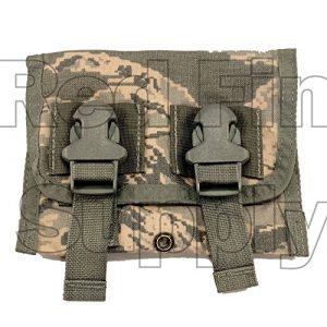 Eagle Industries Tactical Pouch 1 Triple 40mm Grenade Pouch DF-LCS M203 ABU Air Force Tiger MOLLE USGI Eagle Ind