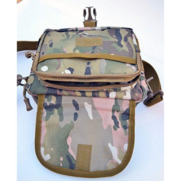 Acid Tactical Tactical Pouch 7 Acid Tactical MOLLE First Aid Bag Pouch Trauma Multicam Multi camo EMT Medic Utility