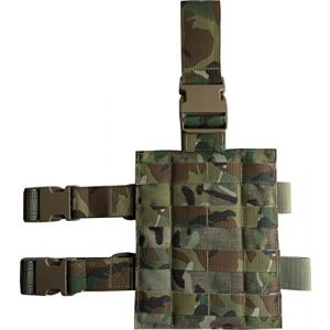 Fire Force Tactical Pouch 1 Fire Force Item 8601 Drop Leg Platform Small Made in USA