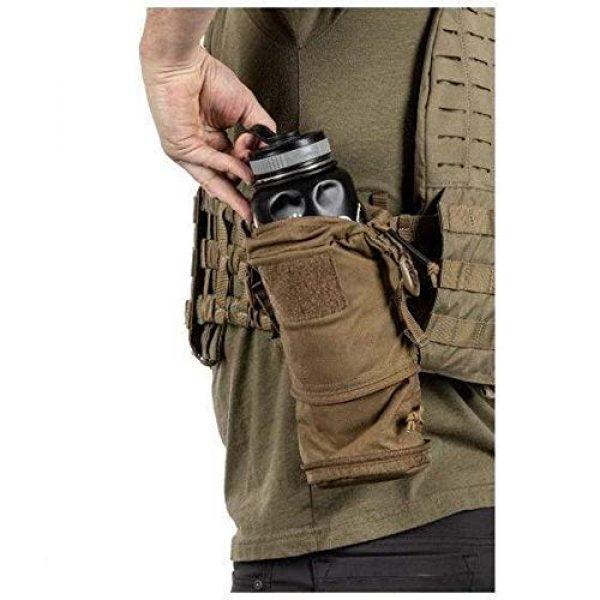 5.11 Tactical Pouch 6 5.11 Tactical Style # 56490 Expandable Flex Vertical GP Pouch, Includes 2 Flex Hook Adaptors