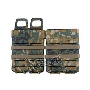 OAREA Tactical Pouch 1 Oarea Camo Fast MAG Tactical Vest Accessory Box Pouch Outdoor Middle Size Many Colors Box