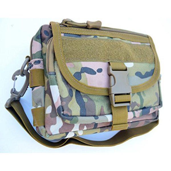 Acid Tactical Tactical Pouch 3 Acid Tactical MOLLE First Aid Bag Pouch Trauma Multicam Multi camo EMT Medic Utility
