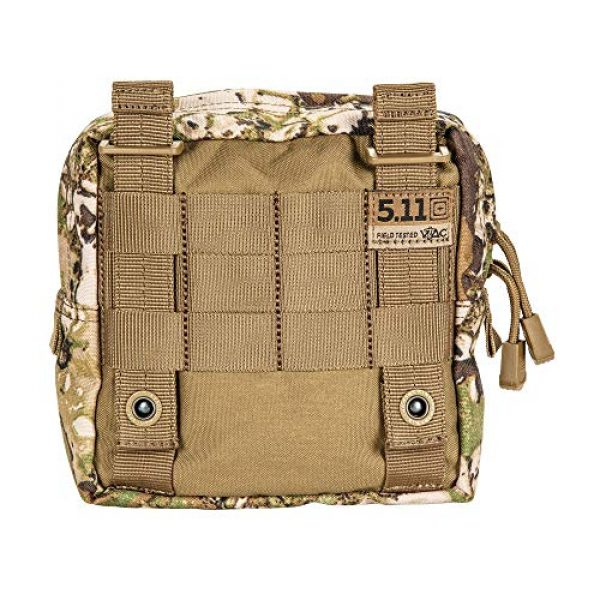 5.11 Tactical Pouch 3 5.11 Tactical GEO7 Advanced Conceal Camo 6x6 Tactical Pouch, Style 58713G7