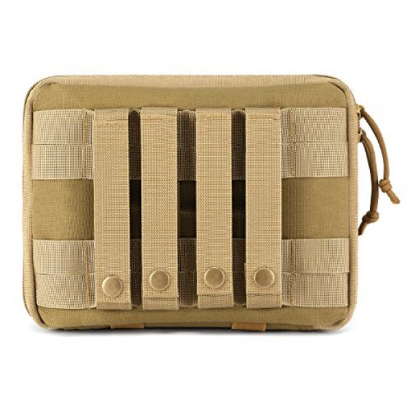 Barbarians Tactical Pouch 4 Barbarians Tactical MOLLE Pouch, Multi-Purpose Tool Holder Modular Utility Pouch