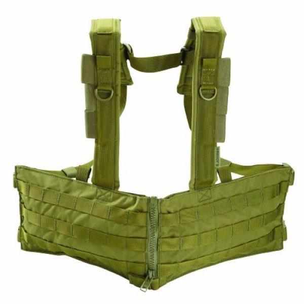 BLACKHAWK Tactical Pouch 1 BLACKHAWK Split Front Chest Rig, Olive Drab