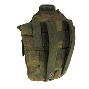 SSO/SPOSN Tactical Pouch 1 Russian Military Pouch for US flask MOLLE by SSO/SPOSN