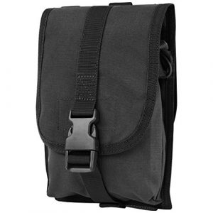Condor Tactical Pouch 1 Condor Tactical Small Utility Pouch - Black
