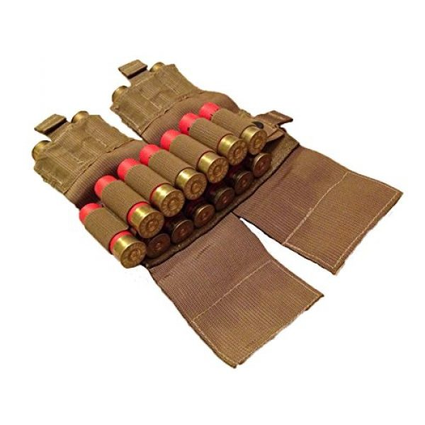 Allied Industries Tactical Pouch 3 Allied Industries Tactical Breacher Shotgun Shell Ammo Pouch USMC FSBE Original Issue