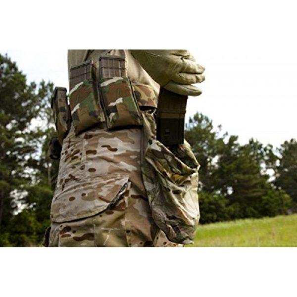 Blue Force Gear Tactical Pouch 7 Blue Force Gear blf Black Force Belt Mount Small Dump Ph. Black Gun Accessories (BT-DP-S-BK)