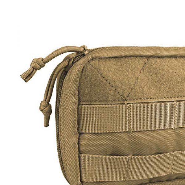 AMYIPO Tactical Pouch 5 AMYIPO Tactical Molle Admin Pouch Equipment Multi-Purpose EDC Utility Tools Bag Utility Pouches Molle Attachment Military Modular Attachment