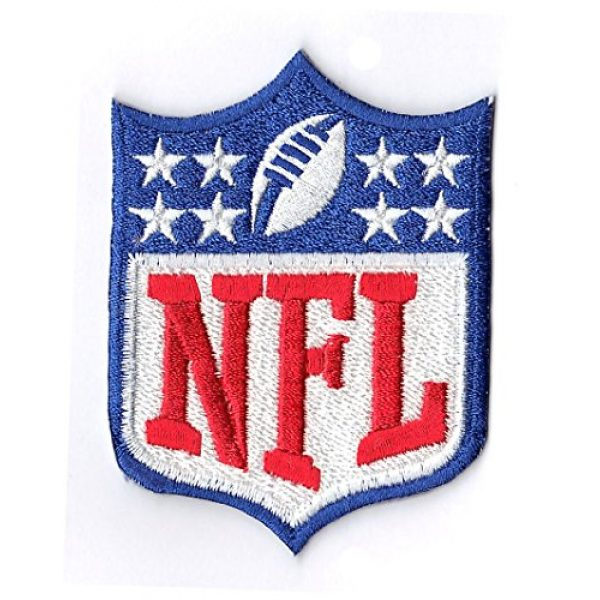 Twinkle Label patches Airsoft Morale Patch 1 NFL SHIELD 8 Star Embroidered Logo PATCH