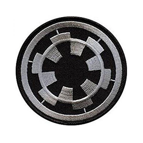 Imperial Airsoft Morale Patch 1 Star Wars: Imperial Target Patch