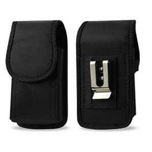 """AGOZ Tactical Pouch 1 AGOZ Military Grade Belt Clip Pouch Case Holster Compatible with Car Key Remote FOB, Inhaler, Pepper Spray, Mace, Narcan, Small Blade Knife, Small Hand Sanitizer 4.3""""x2.2""""x1"""""""