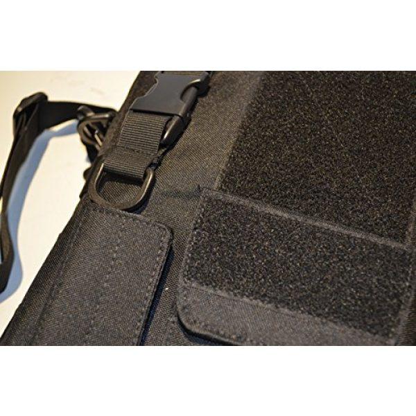 Acid Tactical Tactical Pouch 7 Acid Tactical MOLLE First Aid Bag Pouch Trauma EMT Medic Utility - Black
