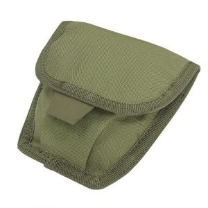 Condor Tactical Pouch 1 Condor Handcuff Pouch Olive MA47-001 MOLLE PALS
