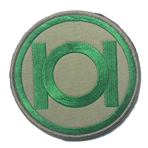 Tactical Embroidery Patch Airsoft Morale Patch 1 DC Comics Green Lantern Corps Power Ring Logo Embroidery Patch Military Tactical Morale Patch Badges Emblem Applique Hook Patches for Clothes Backpack Accessories
